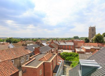 Thumbnail 1 bedroom flat for sale in Newmans Court, Fakenham