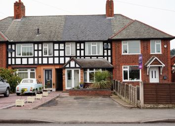 Thumbnail 4 bed terraced house for sale in Trent Valley Road, Lichfield