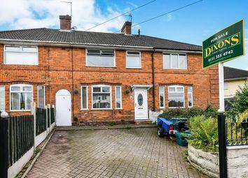 Thumbnail 4 bedroom terraced house for sale in Wandsworth Road, Birmingham, West Midlands, United Kingdom