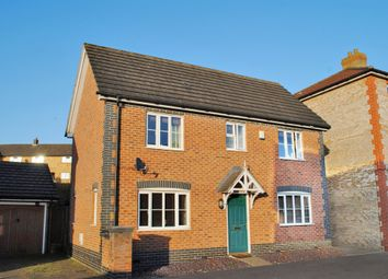 Thumbnail 4 bed detached house for sale in Claremont Crescent, Newbury
