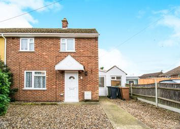 Thumbnail 3 bed semi-detached house for sale in Homefield Avenue, Bradwell, Great Yarmouth