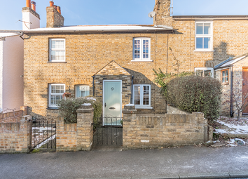 Thumbnail 2 bed terraced house for sale in Byde Street, Bengeo, Hertford