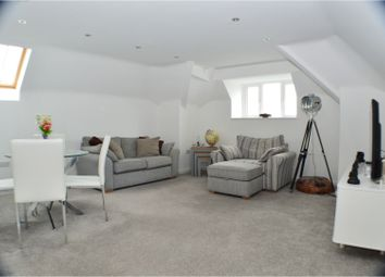 Thumbnail 2 bed flat for sale in 41 Hospital Road, Swinton