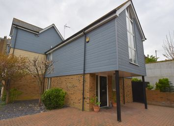 Thumbnail 3 bed end terrace house for sale in Wellesley Court, Ramsgate