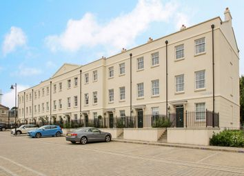 Thumbnail 4 bed terraced house for sale in Maritime Square, Plymouth