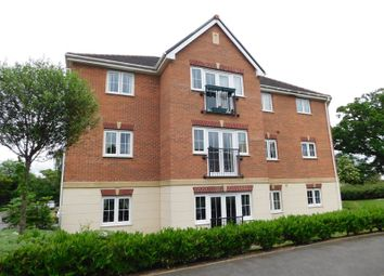 Thumbnail 2 bed flat for sale in The Garthlands, Moss Pit, Stafford