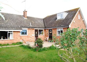 Thumbnail 5 bed bungalow for sale in Roydon, King's Lynn, Norfolk