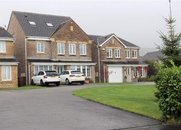 Thumbnail 4 bed detached house to rent in Hurst Crescent, Shirebrook Park, Glossop