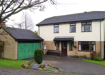 Thumbnail 4 bedroom detached house for sale in Scalford Road, Melton Mowbray