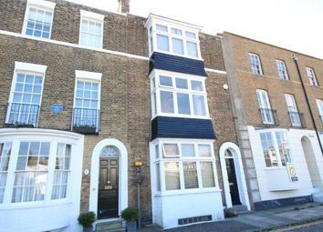 Thumbnail 3 bed flat for sale in Spencer Square, Ramsgate