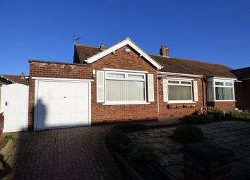 Thumbnail 2 bed bungalow for sale in Lealholme Grove, Stockton-On-Tees