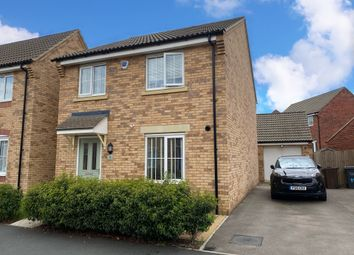 Thumbnail 4 bed detached house for sale in Mayfly Road, Northampton
