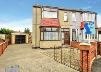 Thumbnail 3 bed semi-detached house for sale in St. Margarets Grove, Hartlepool