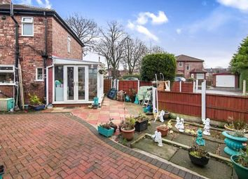 Thumbnail 3 bed semi-detached house for sale in Sunningdale Road, Urmston, Manchester, Greater Manchester