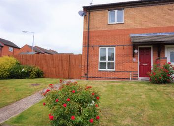 Thumbnail 2 bedroom semi-detached house for sale in Allwood Drive, Nottingham