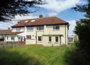 Thumbnail 3 bed semi-detached house for sale in Cedar Way, Penarth