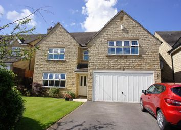 Thumbnail 4 bed detached house for sale in Brookfield, Oxspring, Sheffield