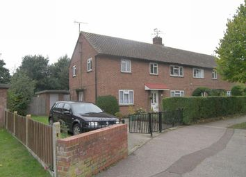 Thumbnail 2 bed maisonette to rent in Hazell Avenue, Colchester