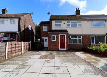 Thumbnail 4 bed semi-detached house for sale in Broadstone Road, Harwood, Bolton