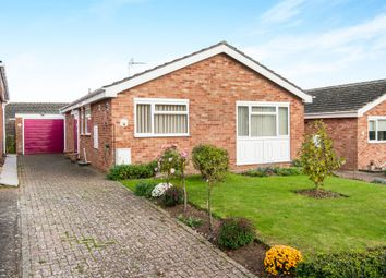 Thumbnail 2 bed detached bungalow for sale in Windgap Lane, Haughley, Stowmarket