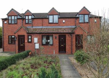 Thumbnail 2 bed town house for sale in North Warren Road, Gainsborough