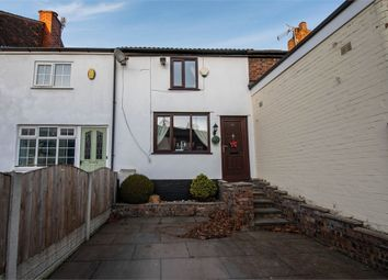 2 bed terraced house for sale in Leigh Road, Worsley, Manchester M28