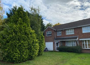 Thumbnail 5 bed semi-detached house for sale in 38 Stoneywood Road, Walsgrave, Coventry