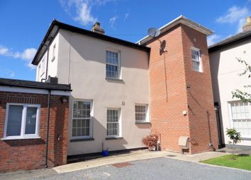 Thumbnail 2 bed flat for sale in Wharf Street, Sutton Bridge, Spalding, Lincolnshire