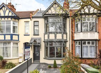 Thumbnail 5 bedroom terraced house for sale in Hanover Road, Kensal Rise, London