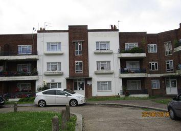 Thumbnail 3 bedroom flat to rent in Elthorne Court, Church Lane, Kingsbury