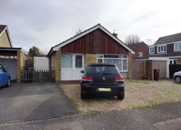 Thumbnail 2 bed detached bungalow for sale in Barnfield Close, Southbourne, Emsworth