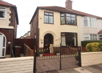Thumbnail 3 bed property for sale in Brooke Road East, Waterloo, Liverpool