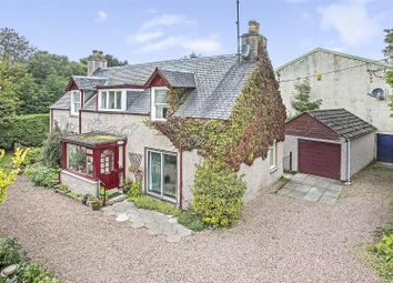 Thumbnail 3 bedroom detached house for sale in Smithy Cottage, Main Street, Kirkmichael, Blairgowrie