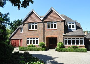 Thumbnail 5 bed detached house for sale in Harriotts Lane, Ashtead