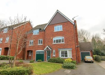 Thumbnail 5 bed terraced house to rent in Crowden Drive, Leamington Spa