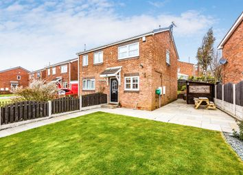 Thumbnail 2 bed semi-detached house for sale in Bowman Drive, Maltby, Rotherham