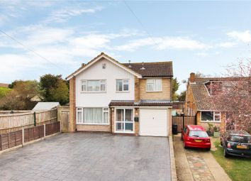 Thumbnail 5 bed detached house for sale in Crockenhall Way, Istead Rise, Gravesend, Kent