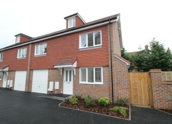 Thumbnail 3 bedroom semi-detached house to rent in Southdown Place, Off College Road, Ardingly