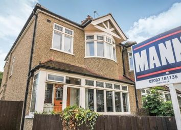 Thumbnail 3 bedroom semi-detached house for sale in The Woodlands, Hither Green, London
