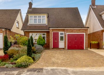Thumbnail 4 bed detached house for sale in Coombe Drive, Addlestone