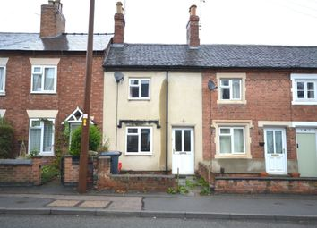 Thumbnail 2 bed terraced house for sale in Oakleigh Court, Derby Road, Ashby-De-La-Zouch