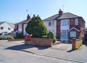 Thumbnail 4 bed semi-detached house to rent in Basford Road, Nottingham
