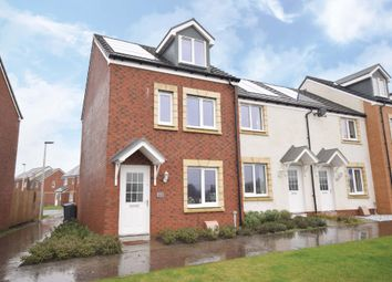 Thumbnail 3 bed town house for sale in Barrangary Road, Dargavel Village, Bishopton, Renfrewshire