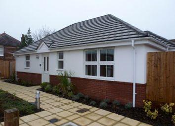 Thumbnail 3 bed bungalow to rent in Frampton Mews, Frampton Road, Bournemouth