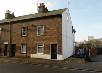 Thumbnail 3 bedroom end terrace house for sale in London Road, Bishop's Stortford