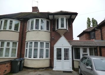 Thumbnail 4 bed semi-detached house for sale in Rymond Road, Birmingham