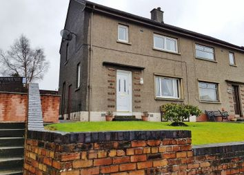 Thumbnail 2 bed semi-detached house for sale in Rosebank, Sauchie, Alloa