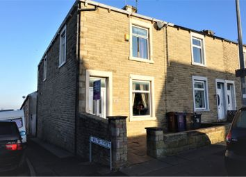 Thumbnail 4 bed end terrace house for sale in Station Road, Huncoat