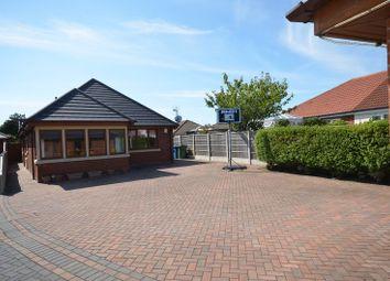 Thumbnail 4 bed detached bungalow for sale in Bispham Road, Poulton-Le-Fylde