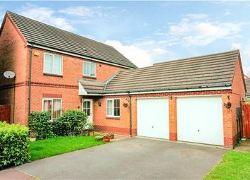 Thumbnail 4 bed detached house for sale in Webb Close, Fradley, Lichfield